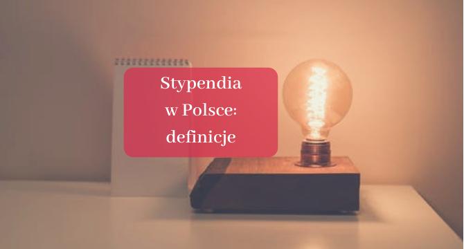 definicje stypendiów