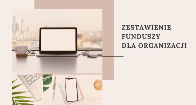 zestawienie funduszy dla organizacji grafika do artykułu