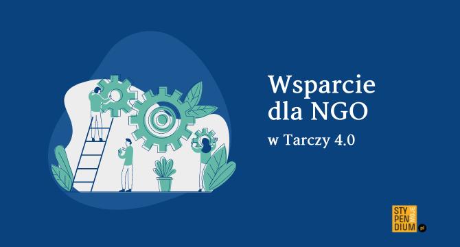 Wsparcie dla NGO grafika do artykułu o Tarczy 4.0