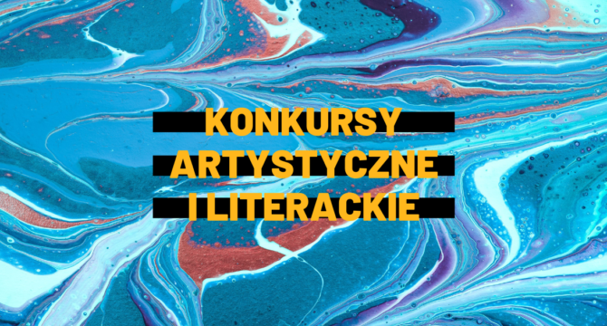 Grafika do artykułu - Konkursy artystyczne i literackie